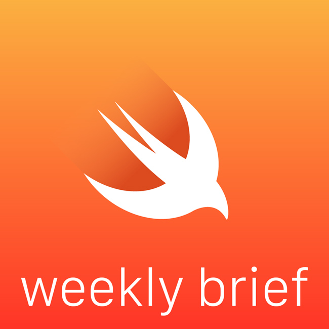 Swift Weekly Brief